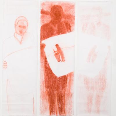Yolanda-bocetos sanguina.jpg