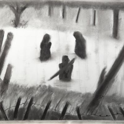 Boceto paisajes elementales agua en el valle.jpg