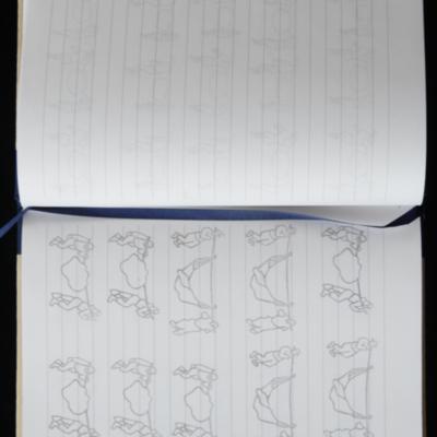Cuaderno Vistahermosa